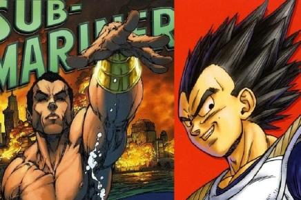 So Sayeth the Odinson: Battle of the Anti-Heroes Round 1 of 4: Namor vs.Vegeta
