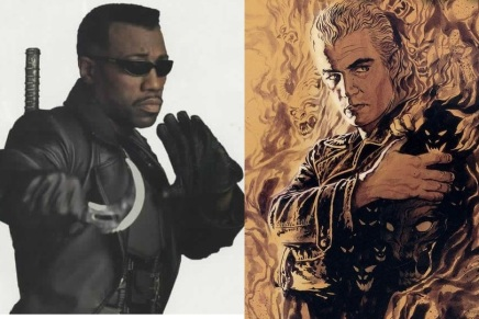 So Sayeth the Odinson: Battle of the Anti-Heroes: Round 4 of 4: Blade vs.Spike