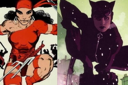So Sayeth the Odinson: Battle of the Anti-Heroes: Round 3 of 4: Elektra vs. Catwoman (TheRematch)