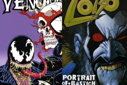 So Sayeth the Odinson: Battle of the Anti-Heroes: Round 2 of 4: Venom vs.Lobo